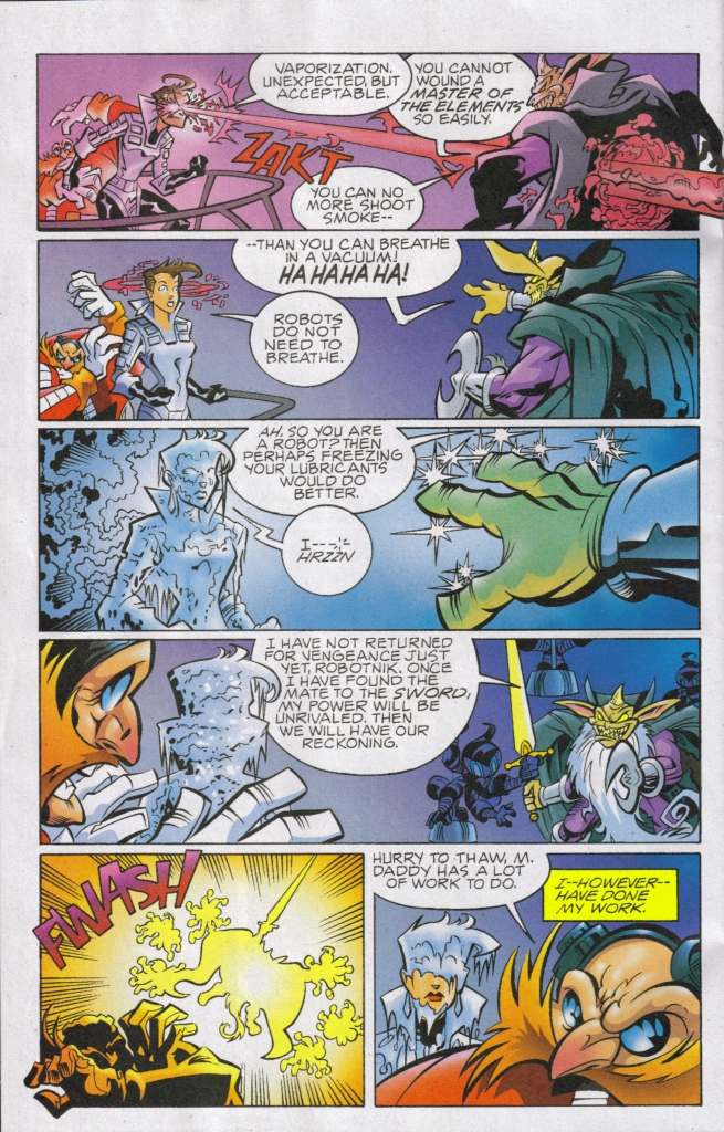 Sonic - Archie Adventure Series July 2006 Page 04