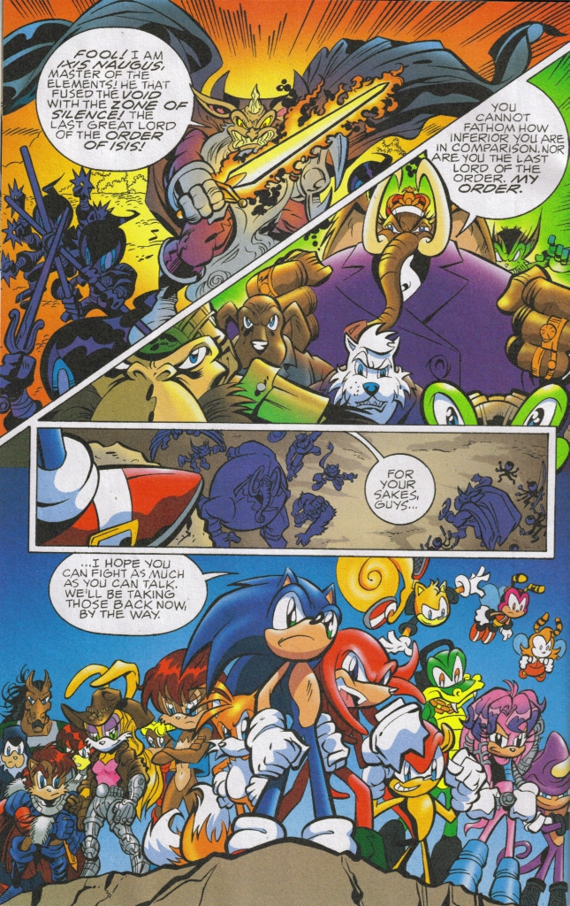 Sonic - Archie Adventure Series July 2006 Page 06