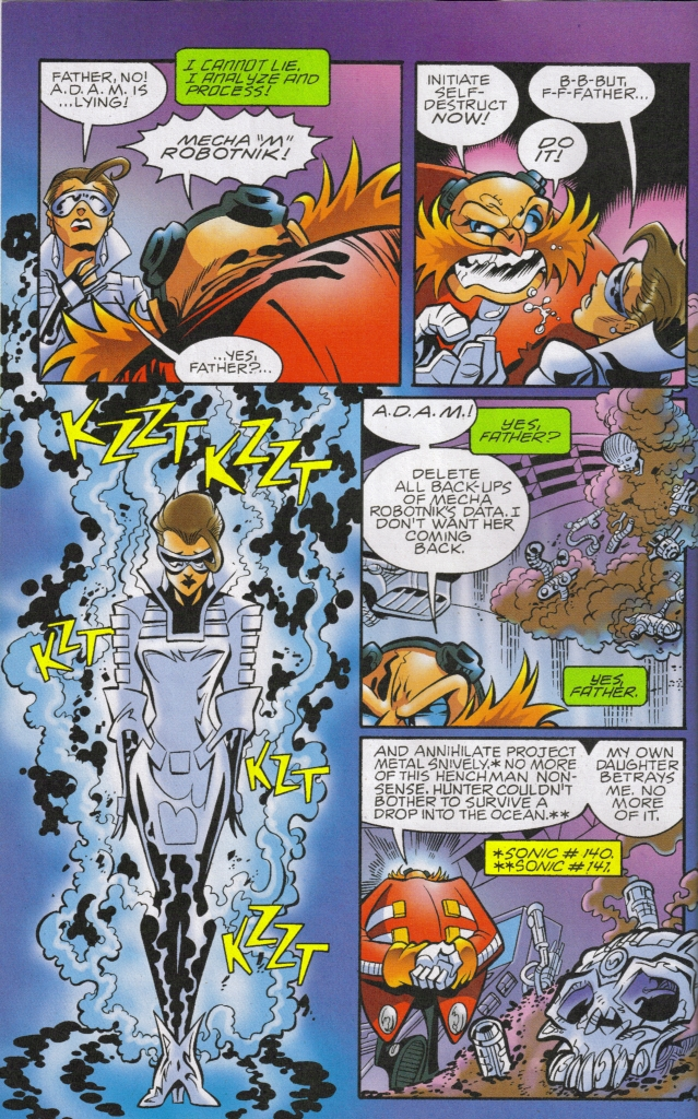 Sonic - Archie Adventure Series July 2006 Page 10