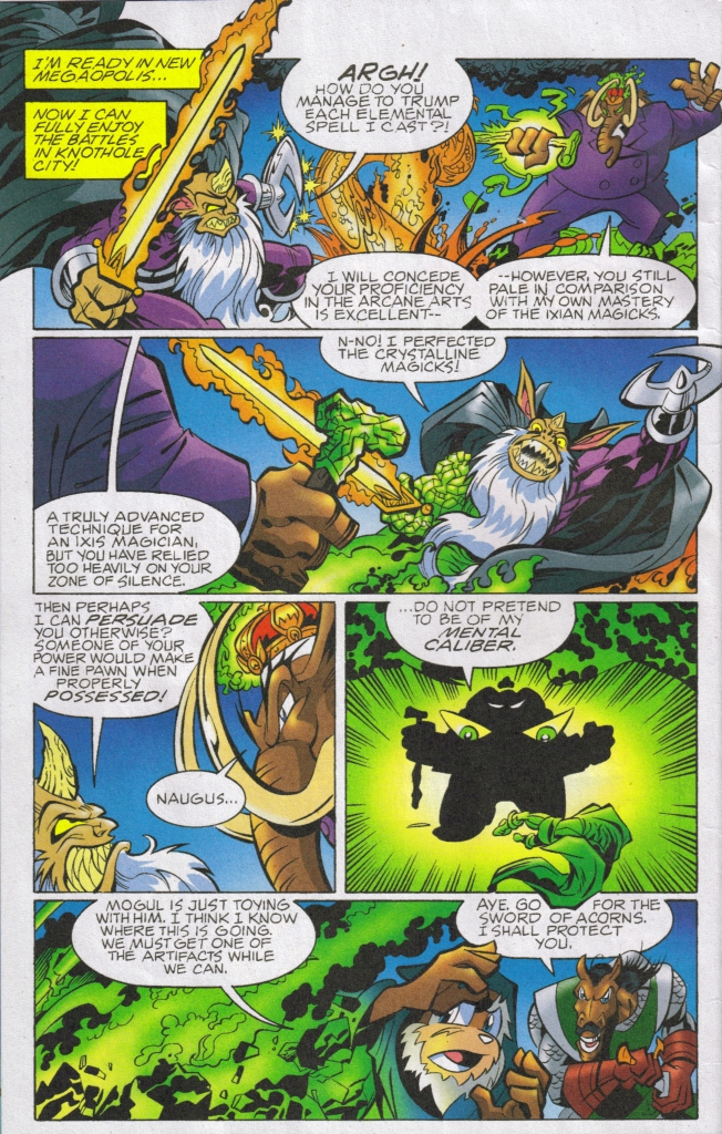 Sonic - Archie Adventure Series July 2006 Page 12