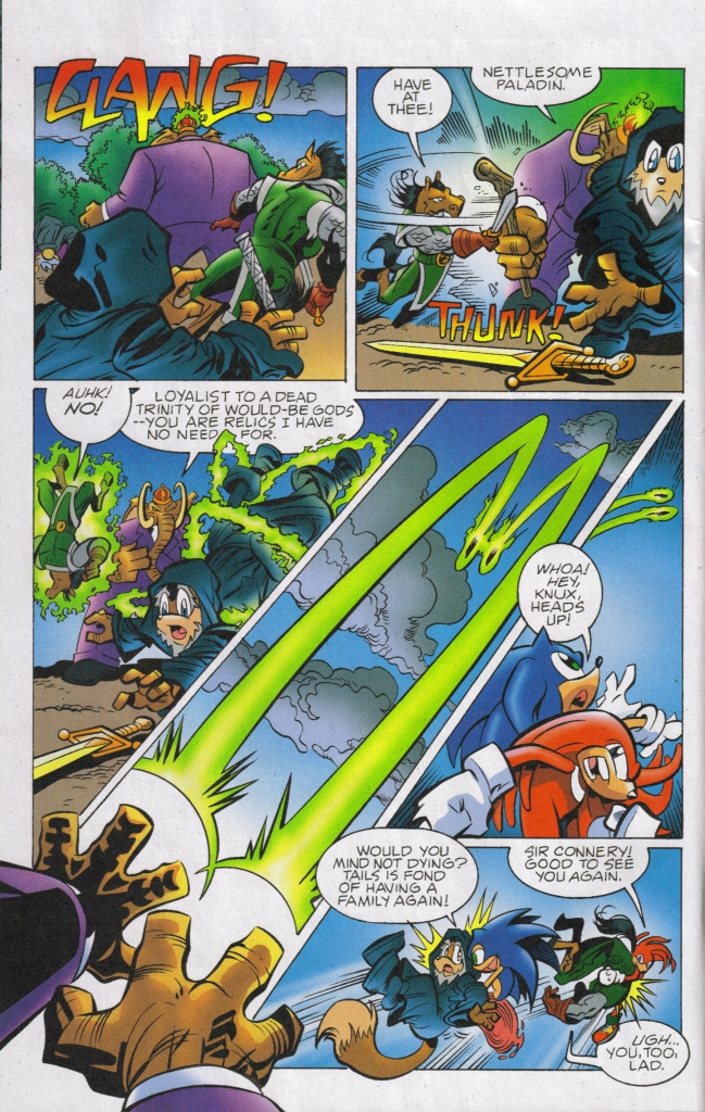 Sonic - Archie Adventure Series July 2006 Page 13