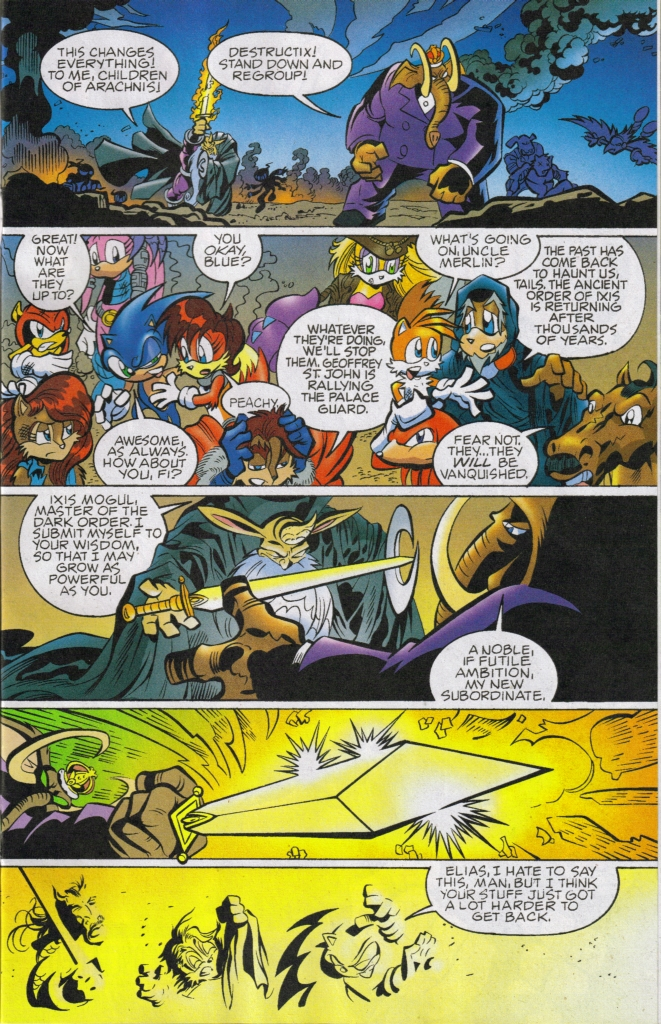 Sonic - Archie Adventure Series July 2006 Page 15