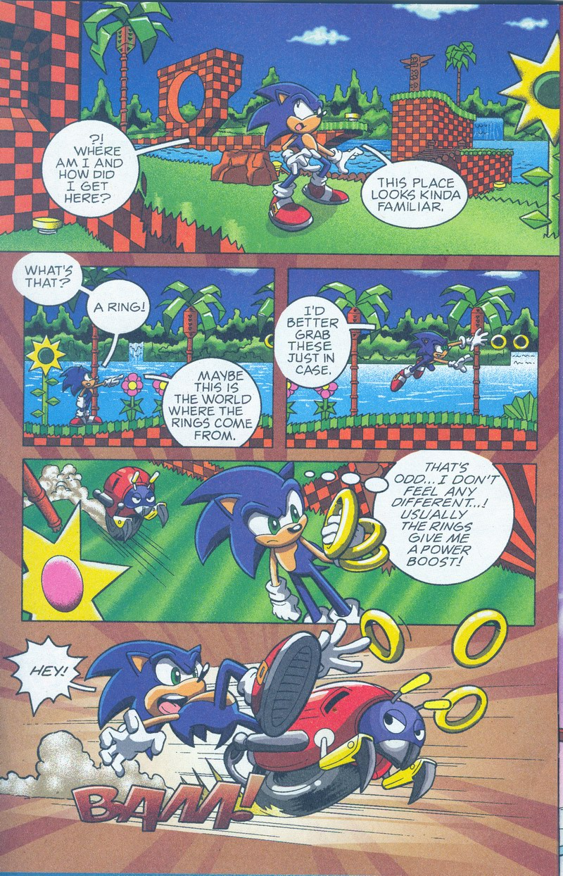 Sonic X - July 2006 Page 06