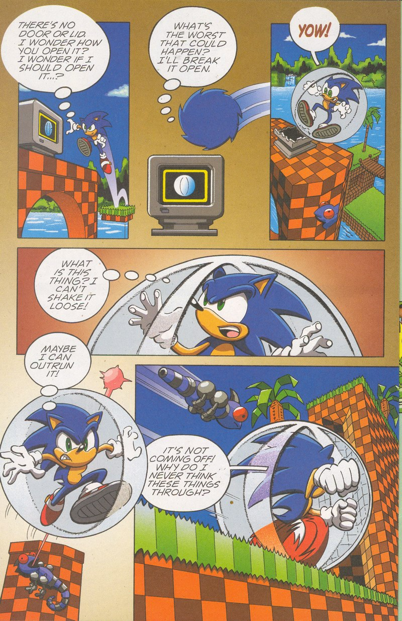 Sonic X - July 2006 Page 10