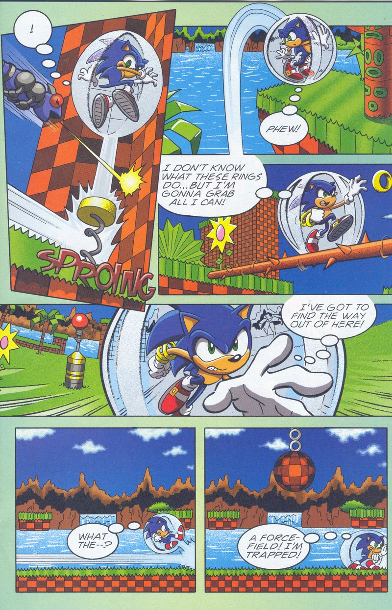 Sonic X - July 2006 Page 11