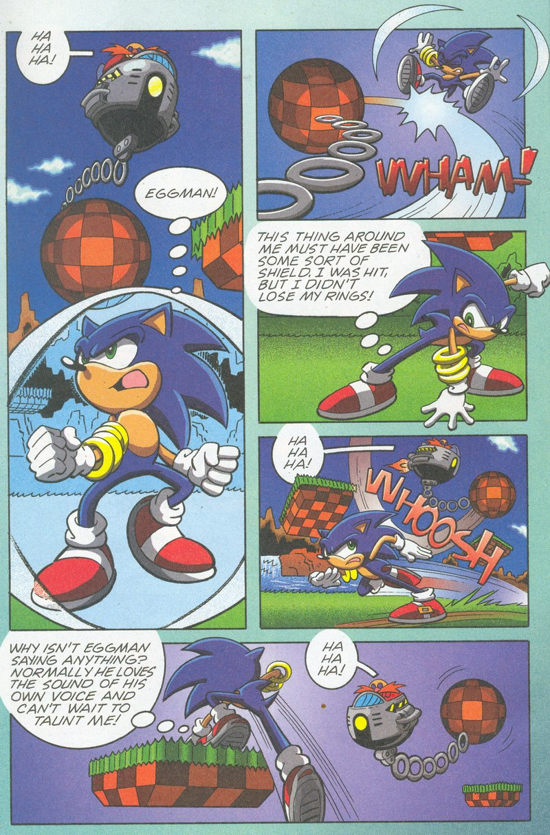 Sonic X - July 2006 Page 12