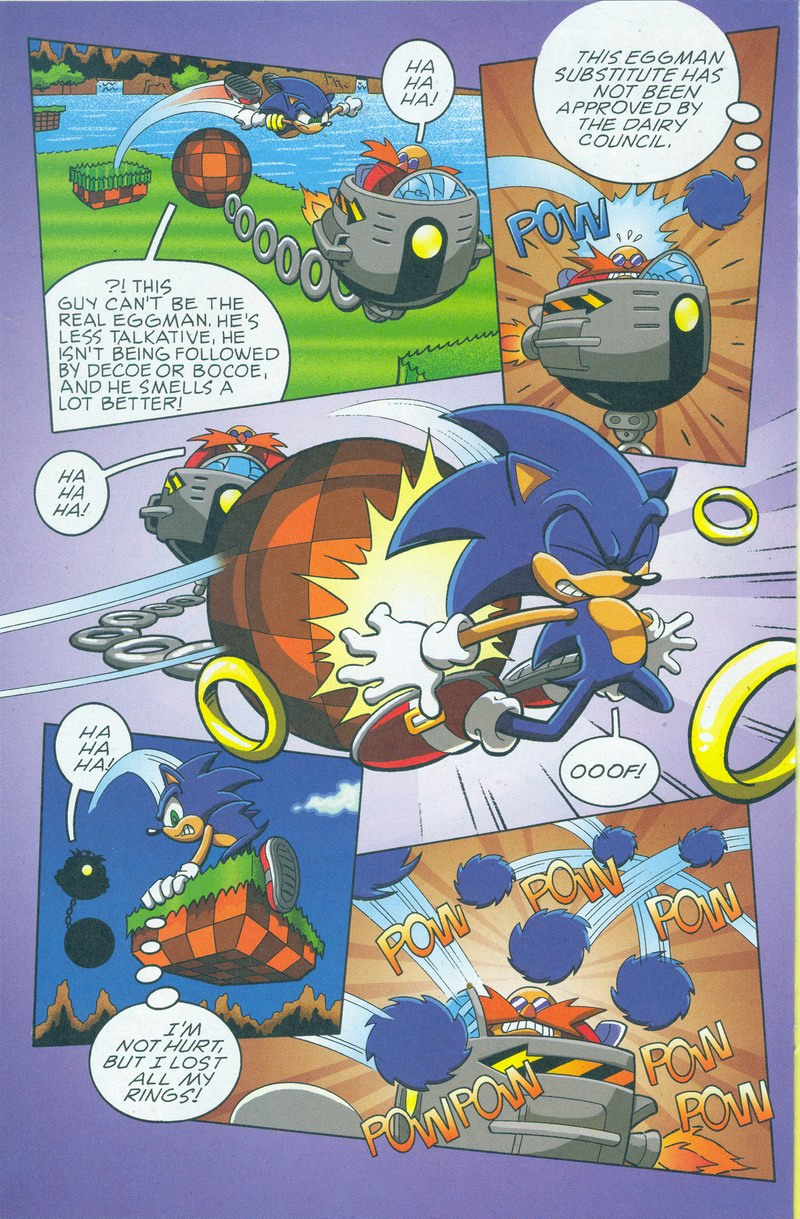 Sonic X - July 2006 Page 13
