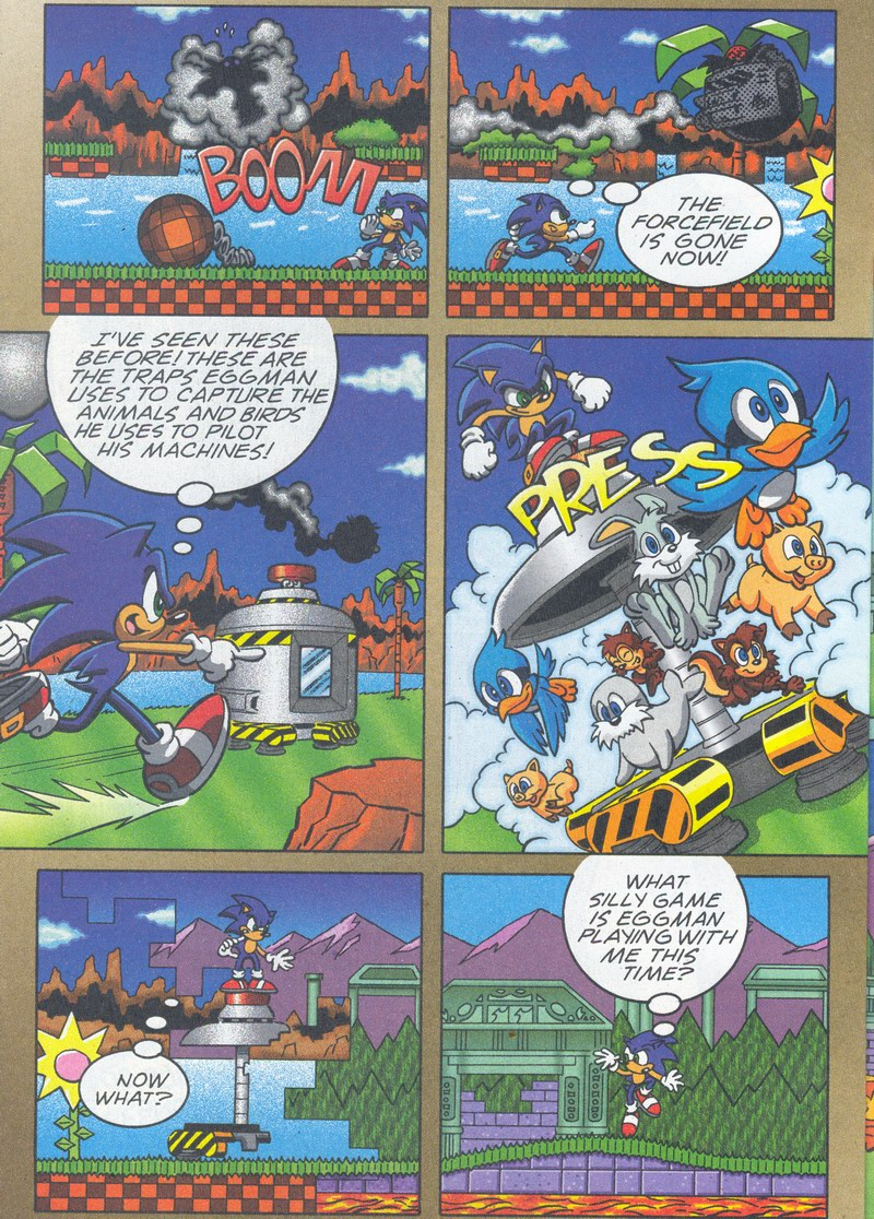 Sonic X - July 2006 Page 14