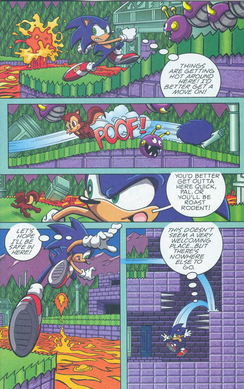 Sonic X - July 2006 Page 15
