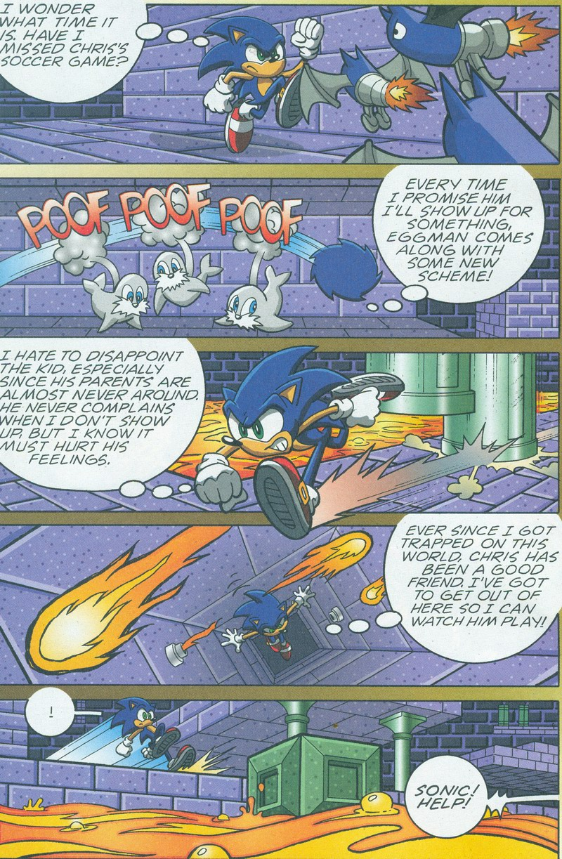 Sonic X - July 2006 Page 16