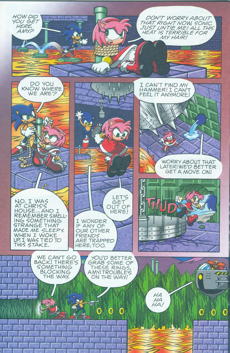 Sonic X - July 2006 Page 17