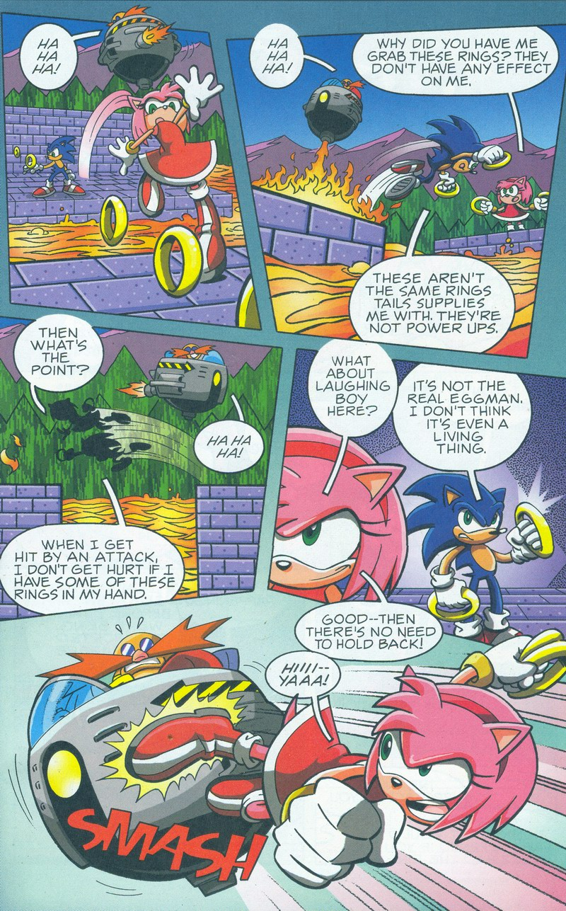 Sonic X - July 2006 Page 18