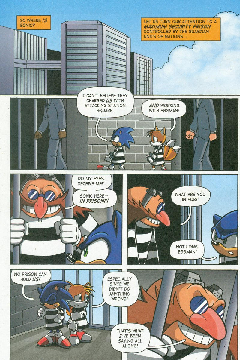 Sonic X - October 2006 Page 20