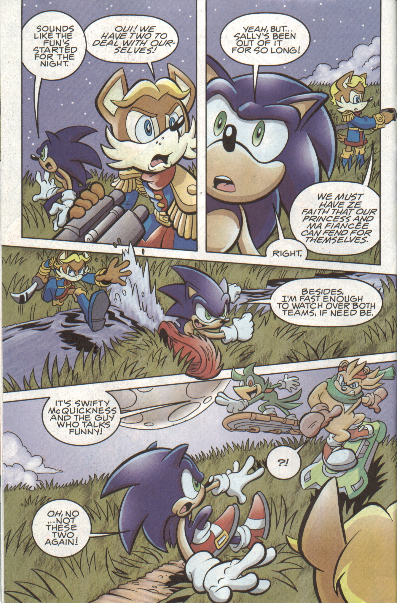 Sonic - Archie Adventure Series April 2007 Page 08