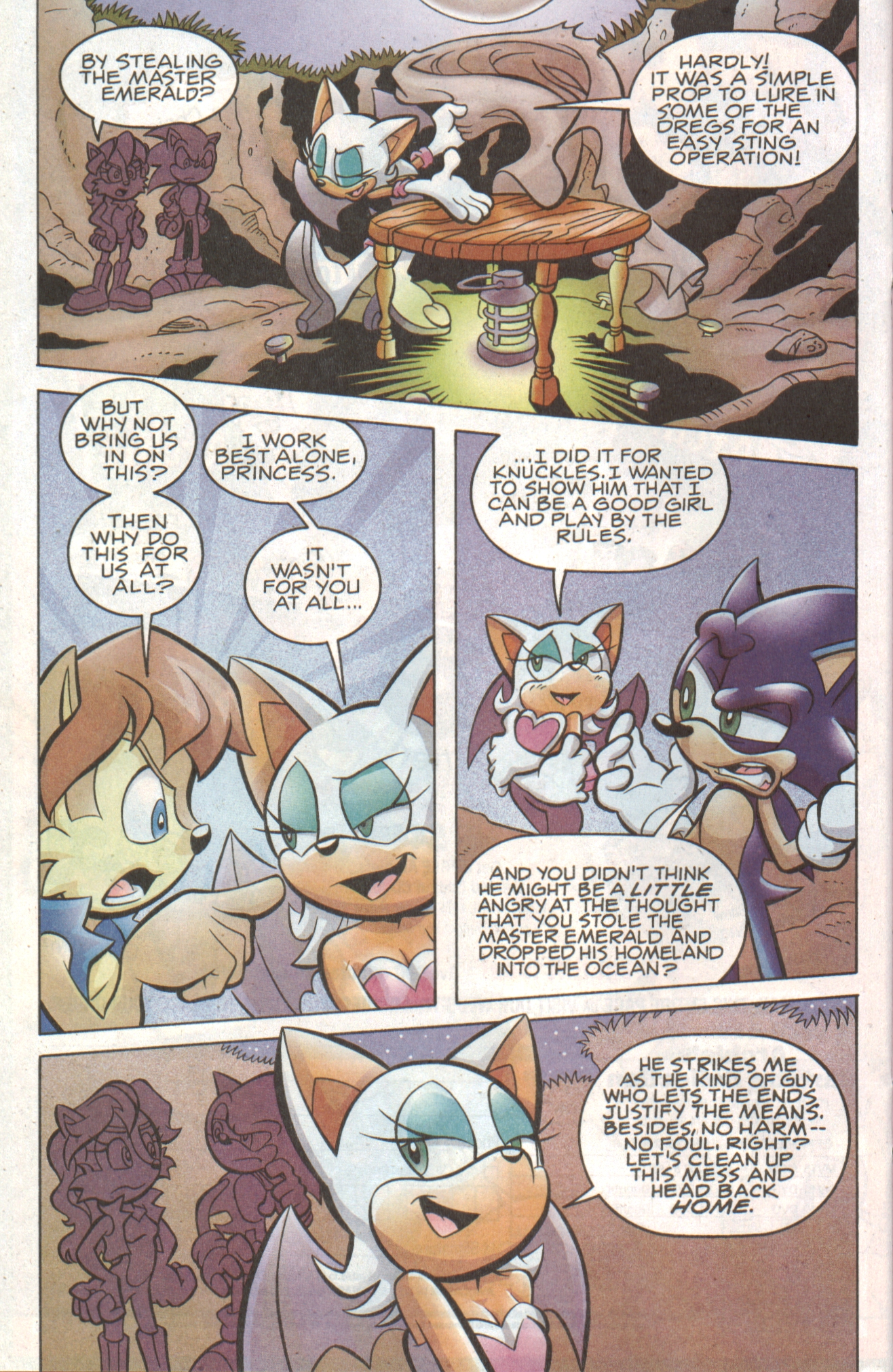 Sonic - Archie Adventure Series April 2007 Page 15