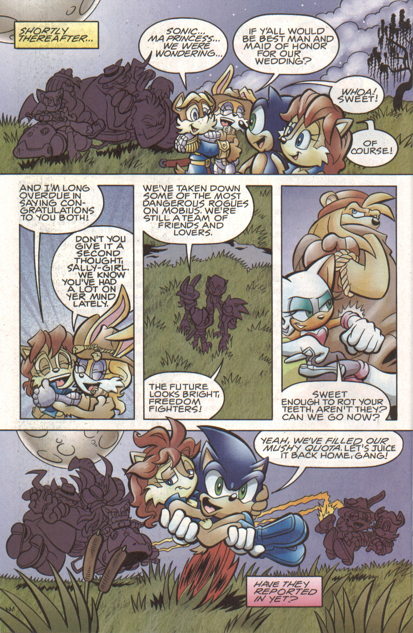 Sonic - Archie Adventure Series April 2007 Page 16