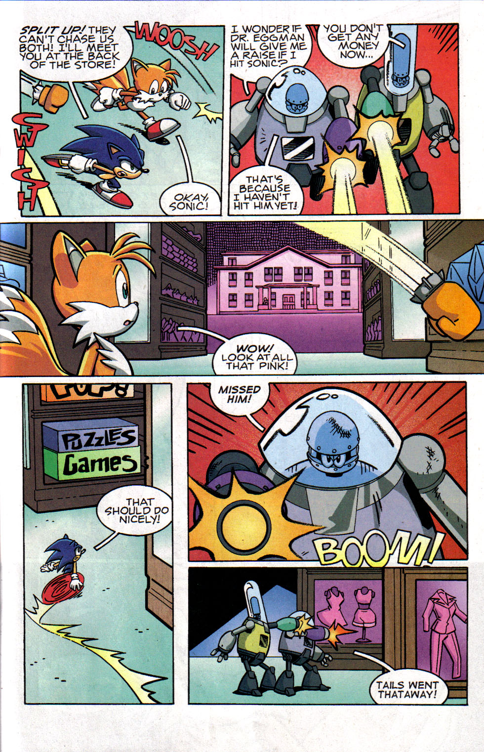 Sonic X - July 2007 Page 13