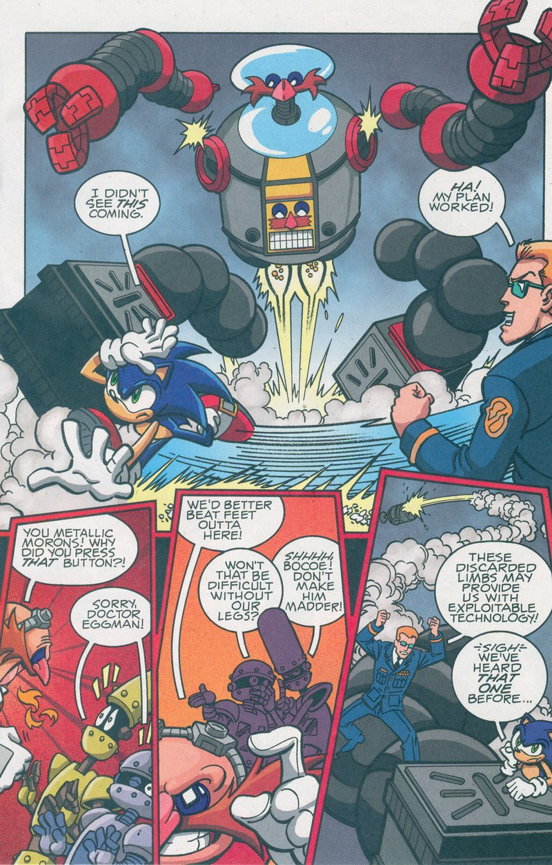 Sonic X - August 2007 Page 2