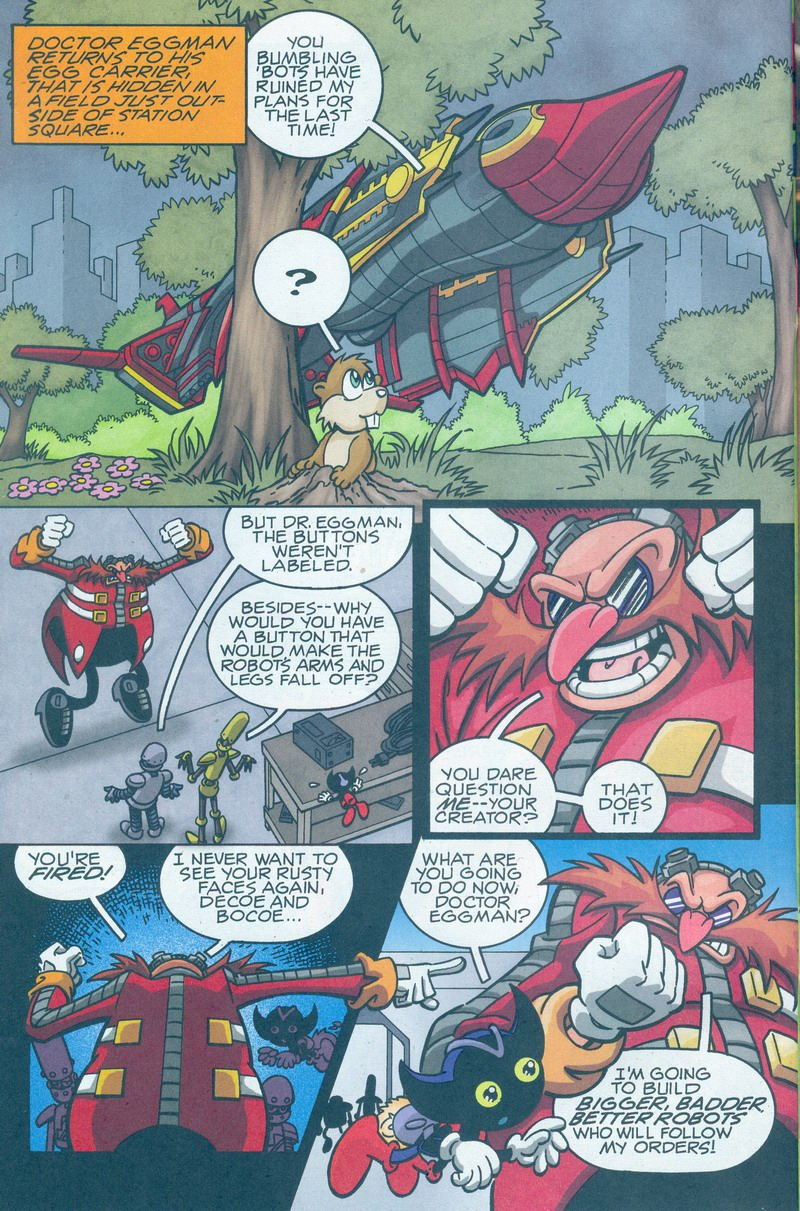 Sonic X - August 2007 Page 3