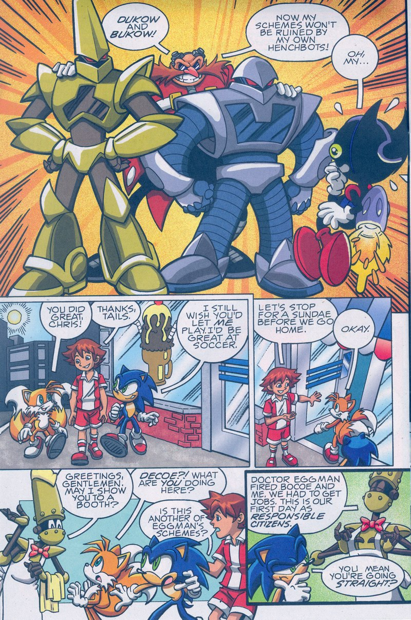 Sonic X - August 2007 Page 6