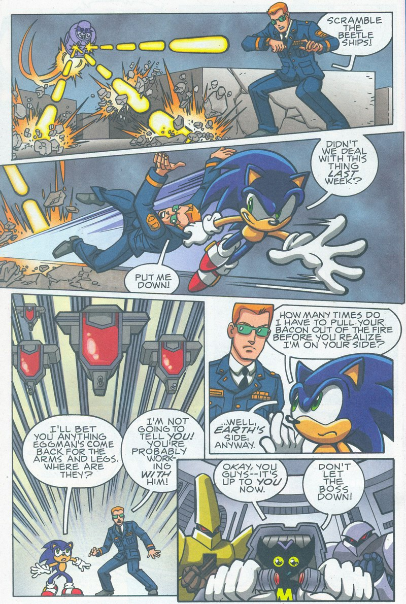 Sonic X - August 2007 Page 9