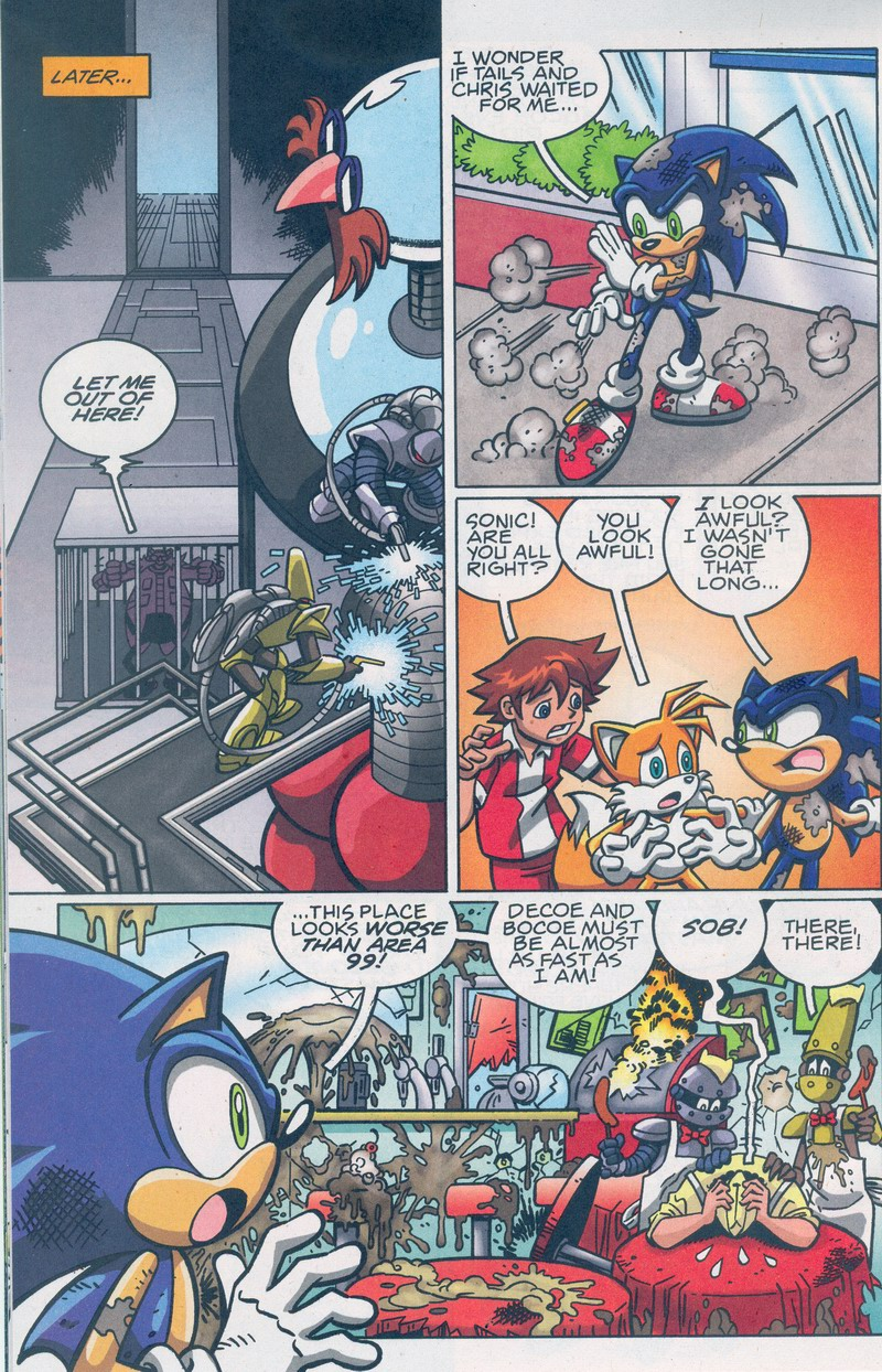 Sonic X - August 2007 Page 13