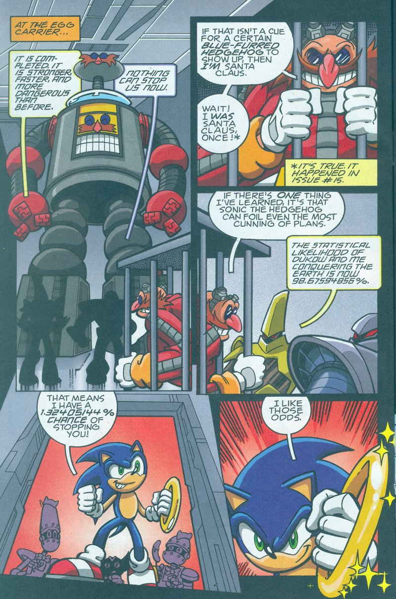 Sonic X - August 2007 Page 15
