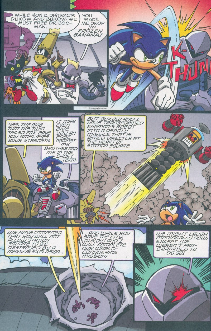 Sonic X - August 2007 Page 16