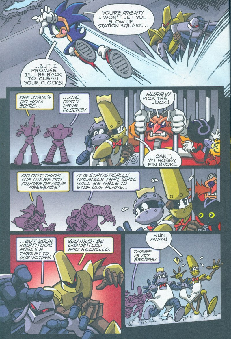 Sonic X - August 2007 Page 17
