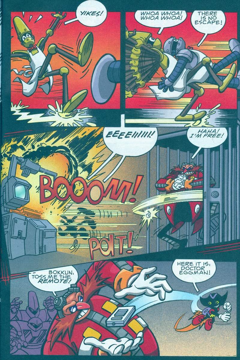 Sonic X - August 2007 Page 18