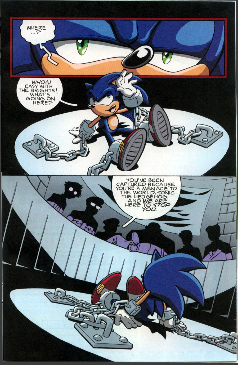 Sonic X - September 2007 Page 5