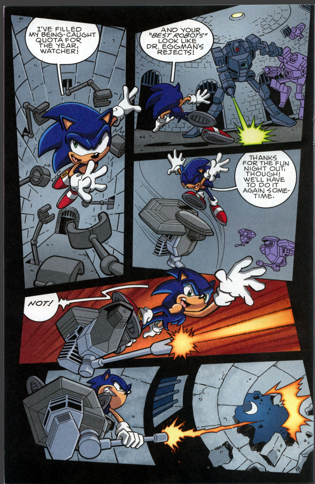 Sonic X - September 2007 Page 18