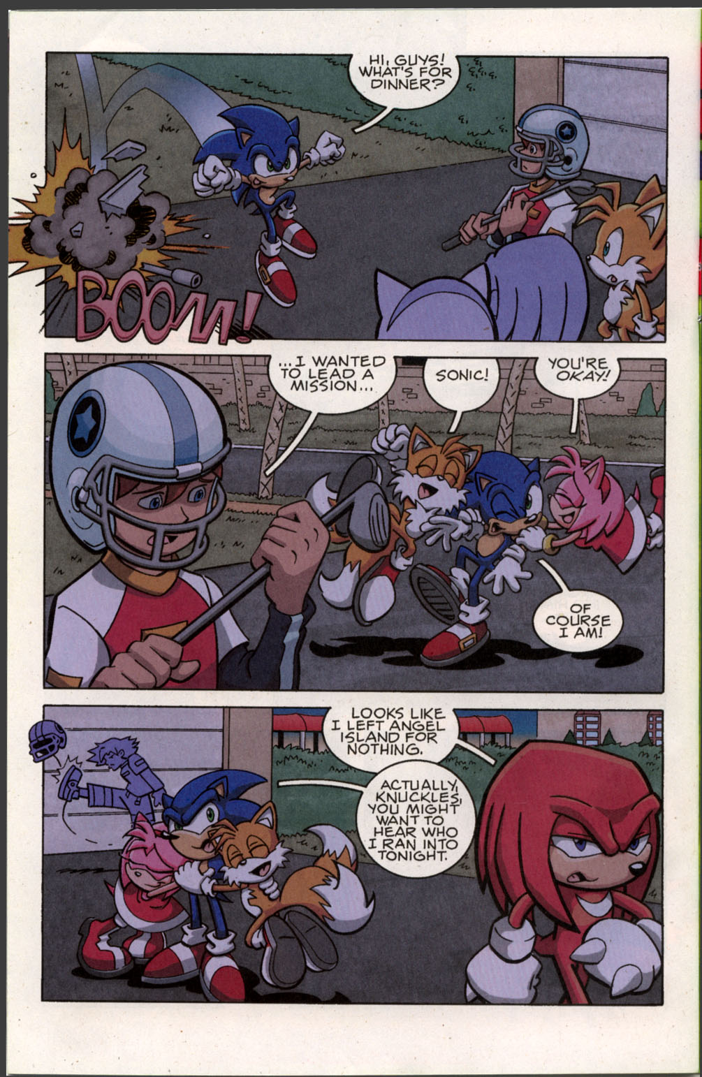 Sonic X - September 2007 Page 20