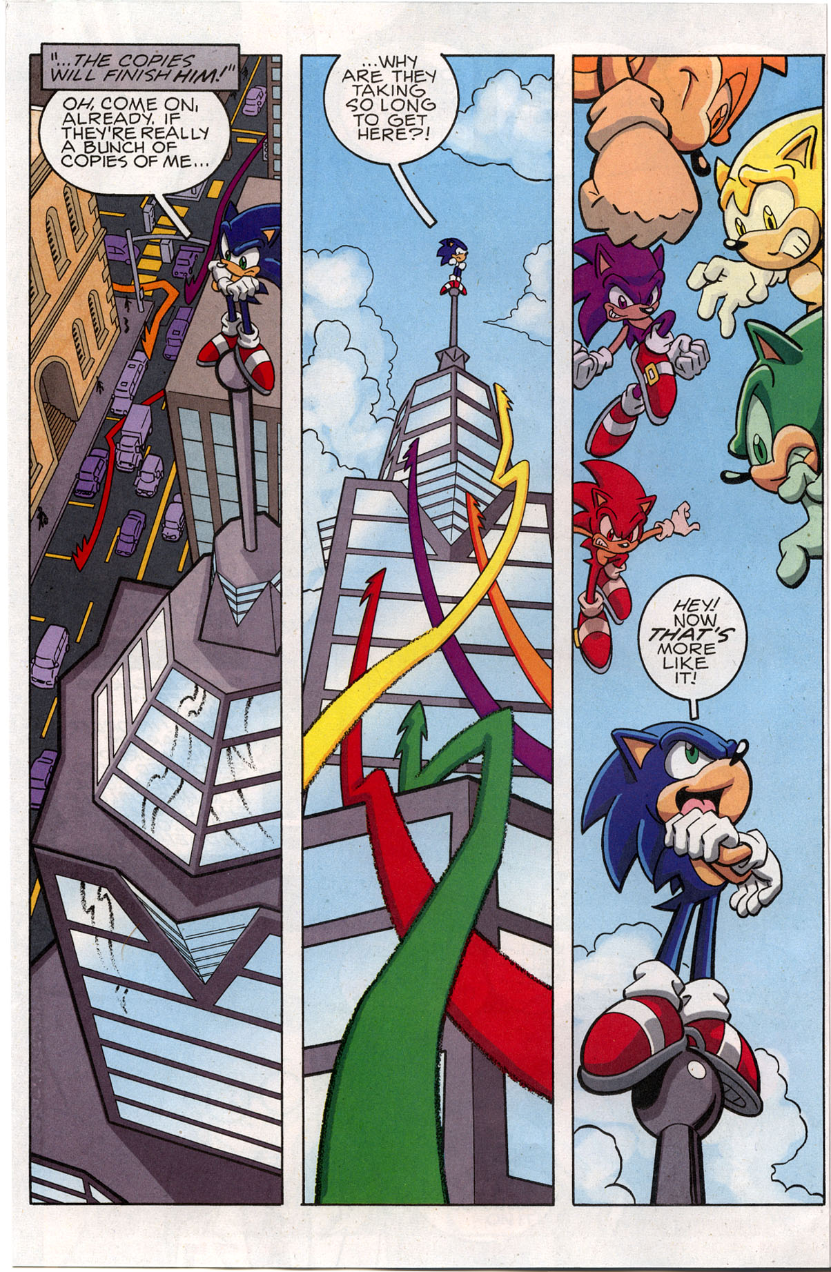 Sonic X - November 2007 Page 6