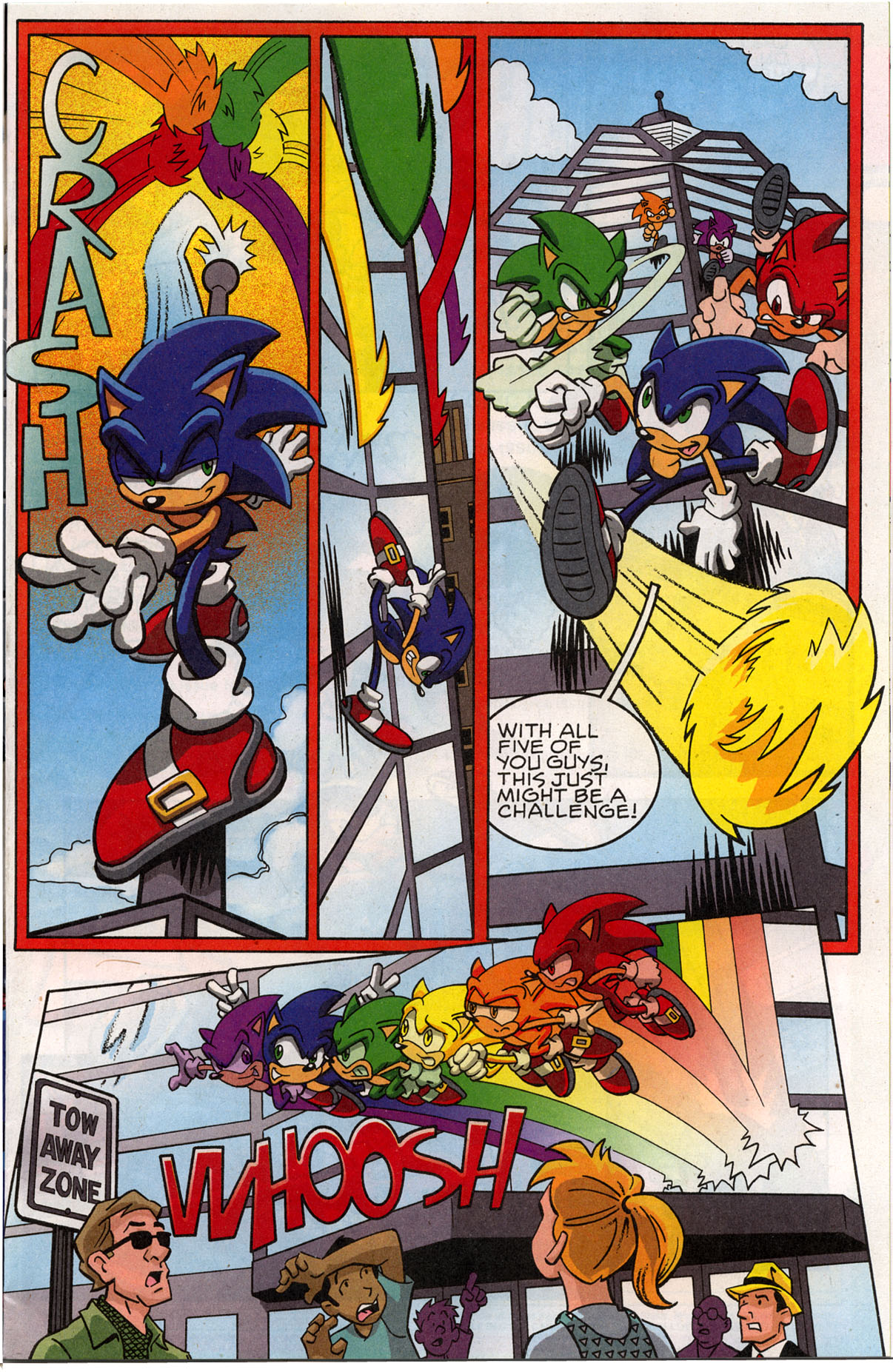 Sonic X - November 2007 Page 7