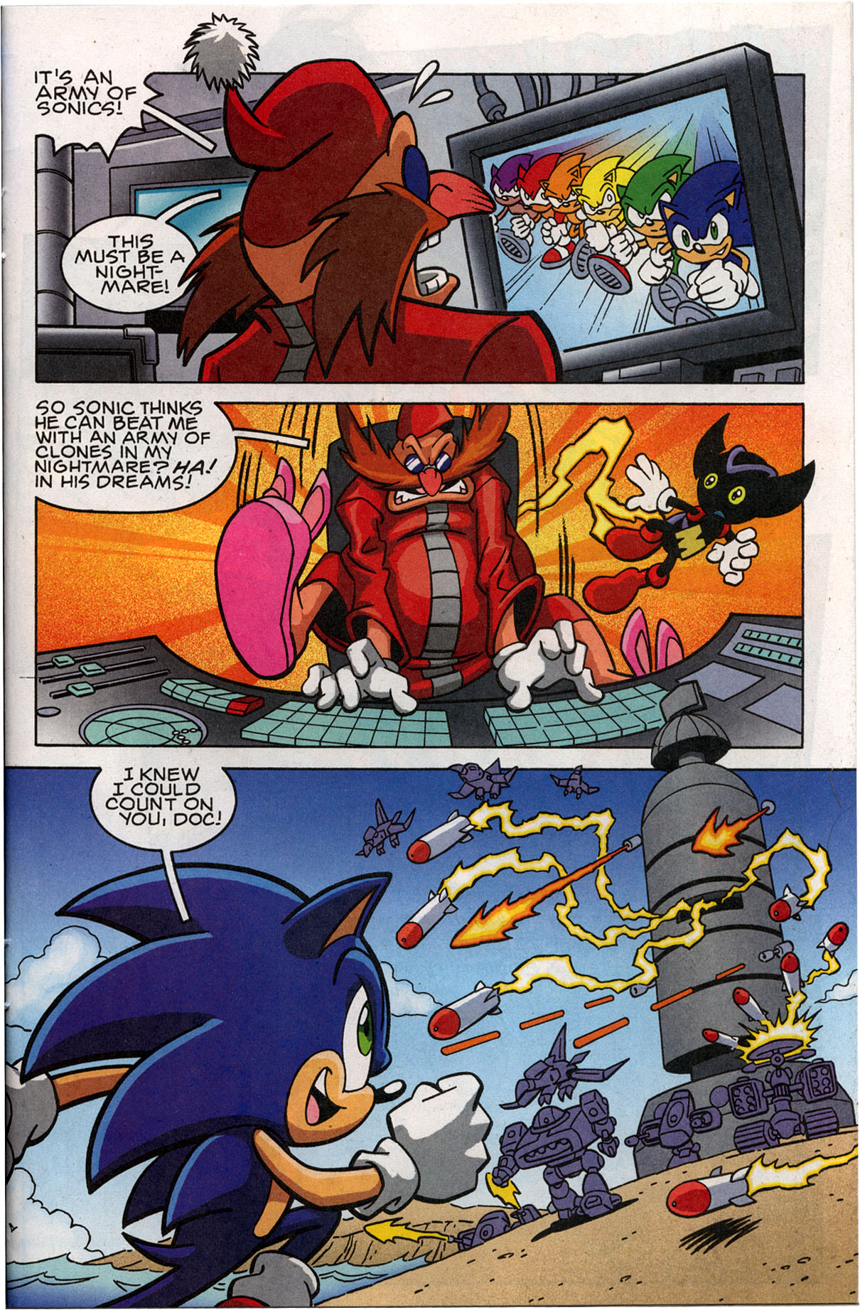 Sonic X - November 2007 Page 13
