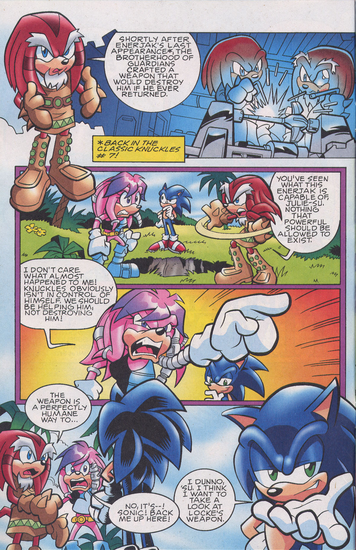 Sonic - Archie Adventure Series February 2008 Page 02