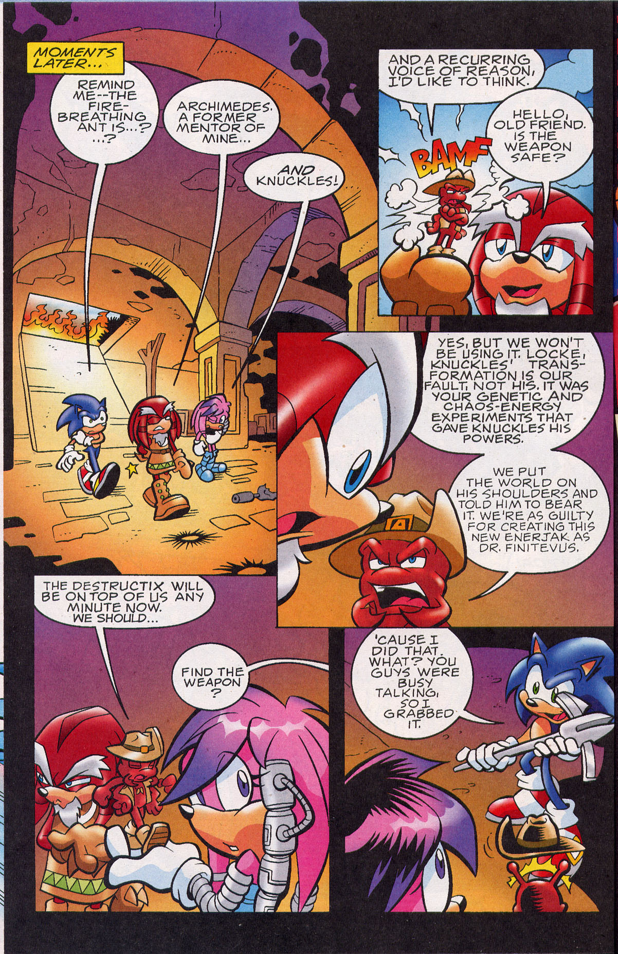 Sonic - Archie Adventure Series February 2008 Page 10