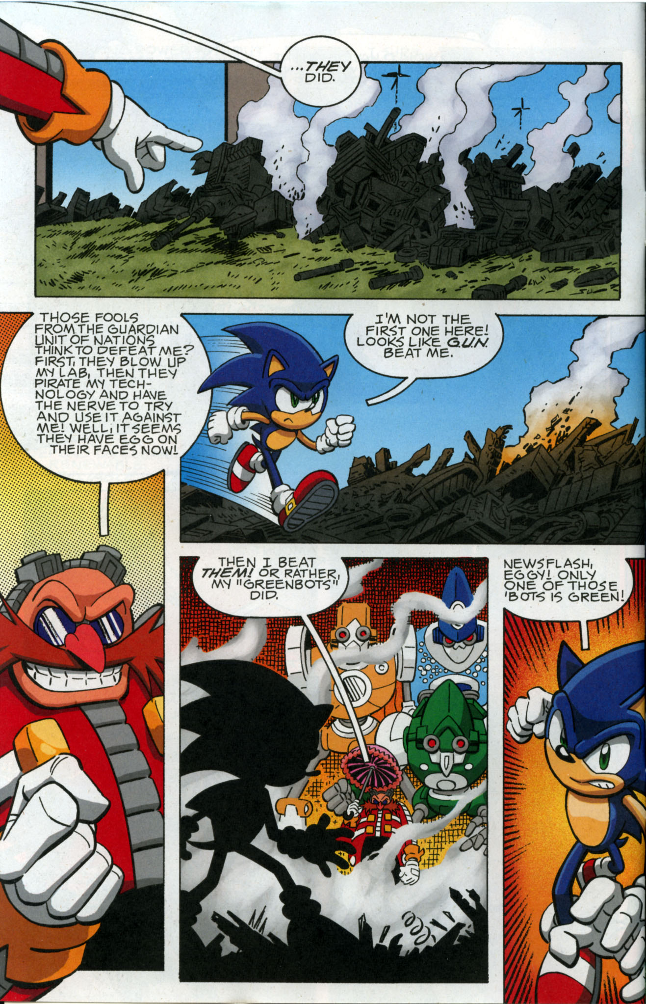 Sonic X - February 2008 Page 4