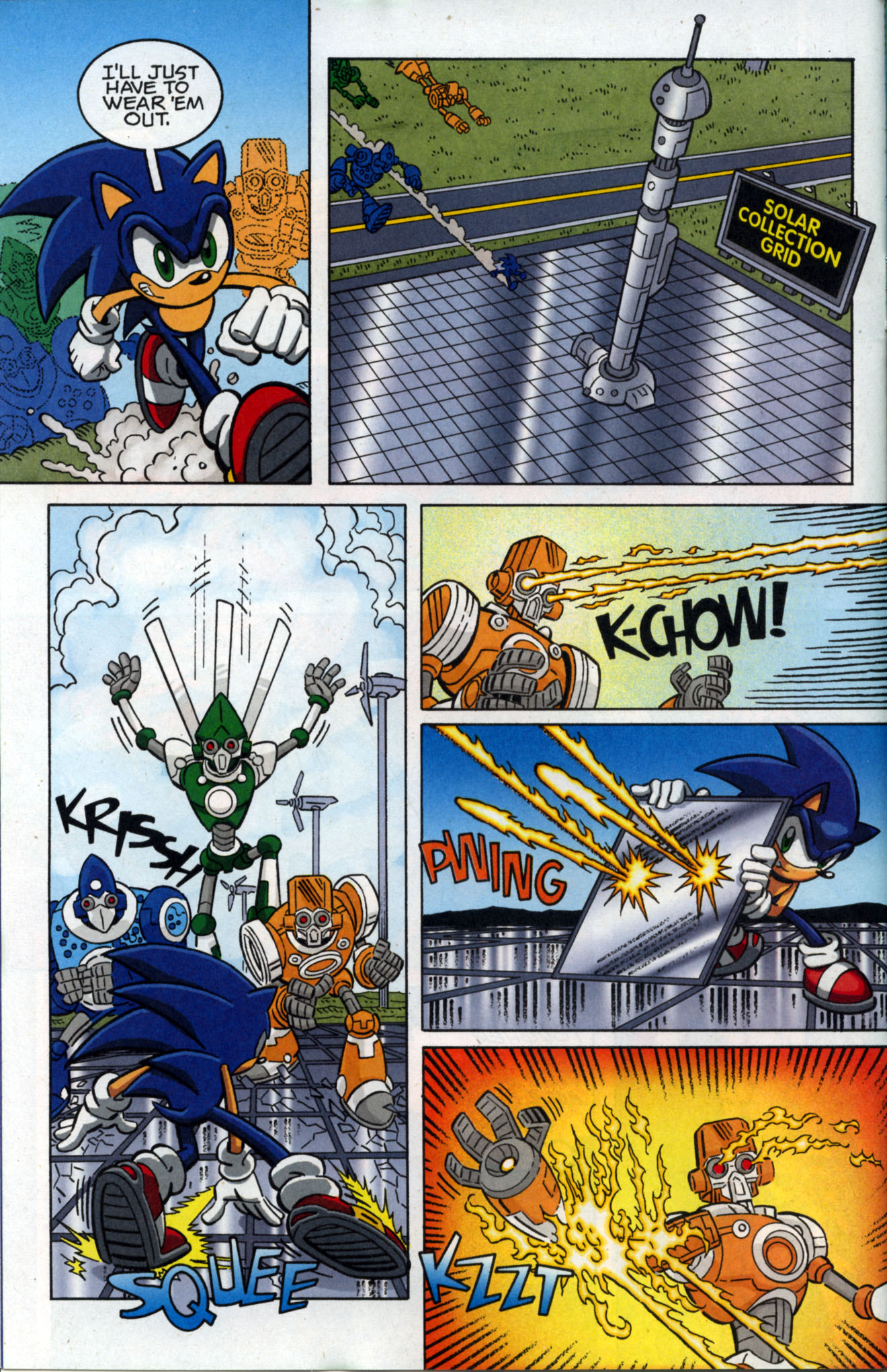 Sonic X - February 2008 Page 7