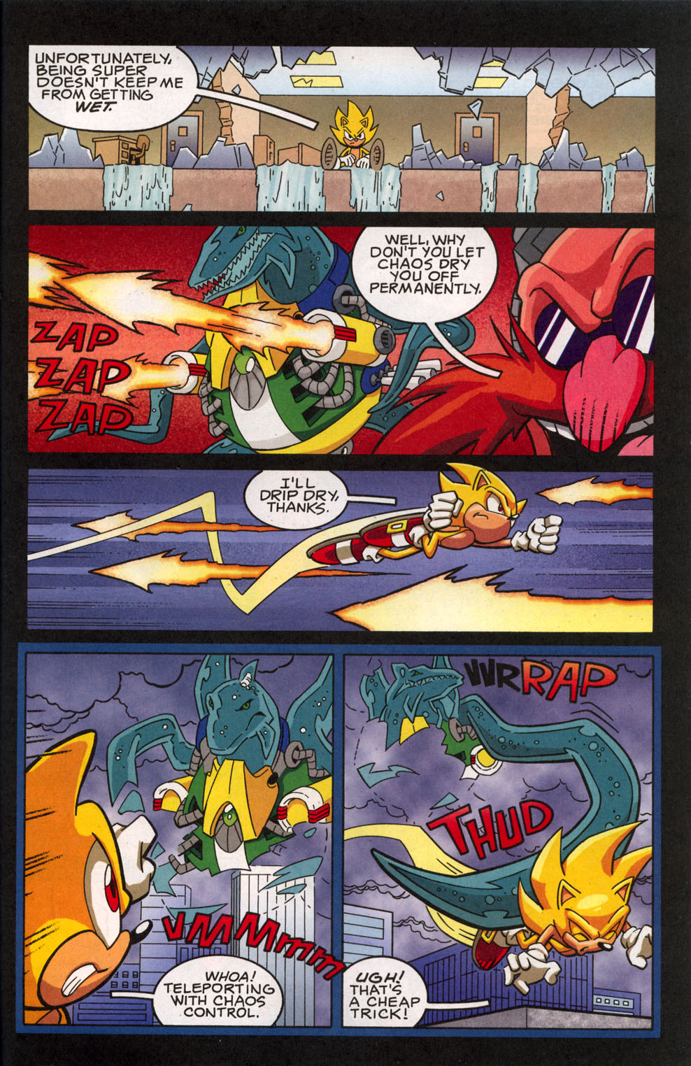 Sonic X - March 2008 Page 15