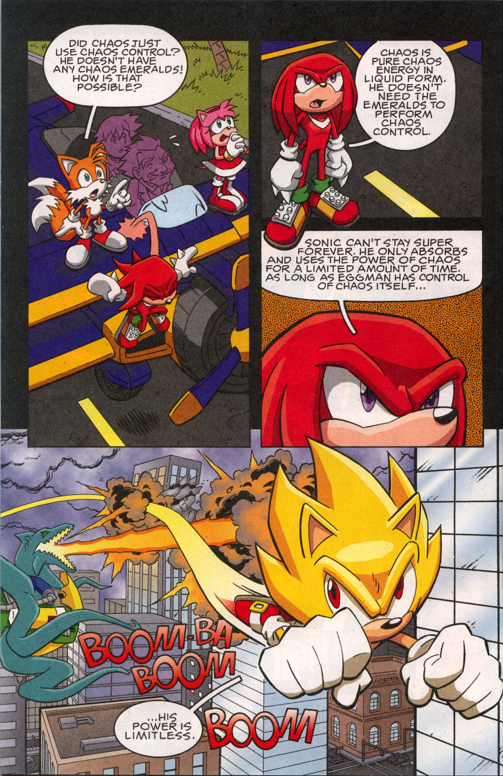 Sonic X - March 2008 Page 16
