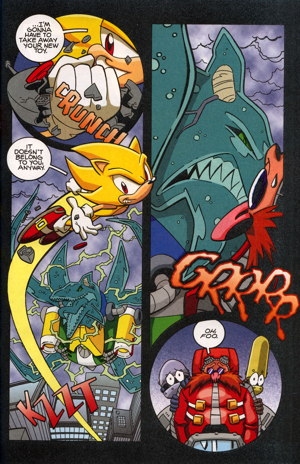 Sonic X - March 2008 Page 19