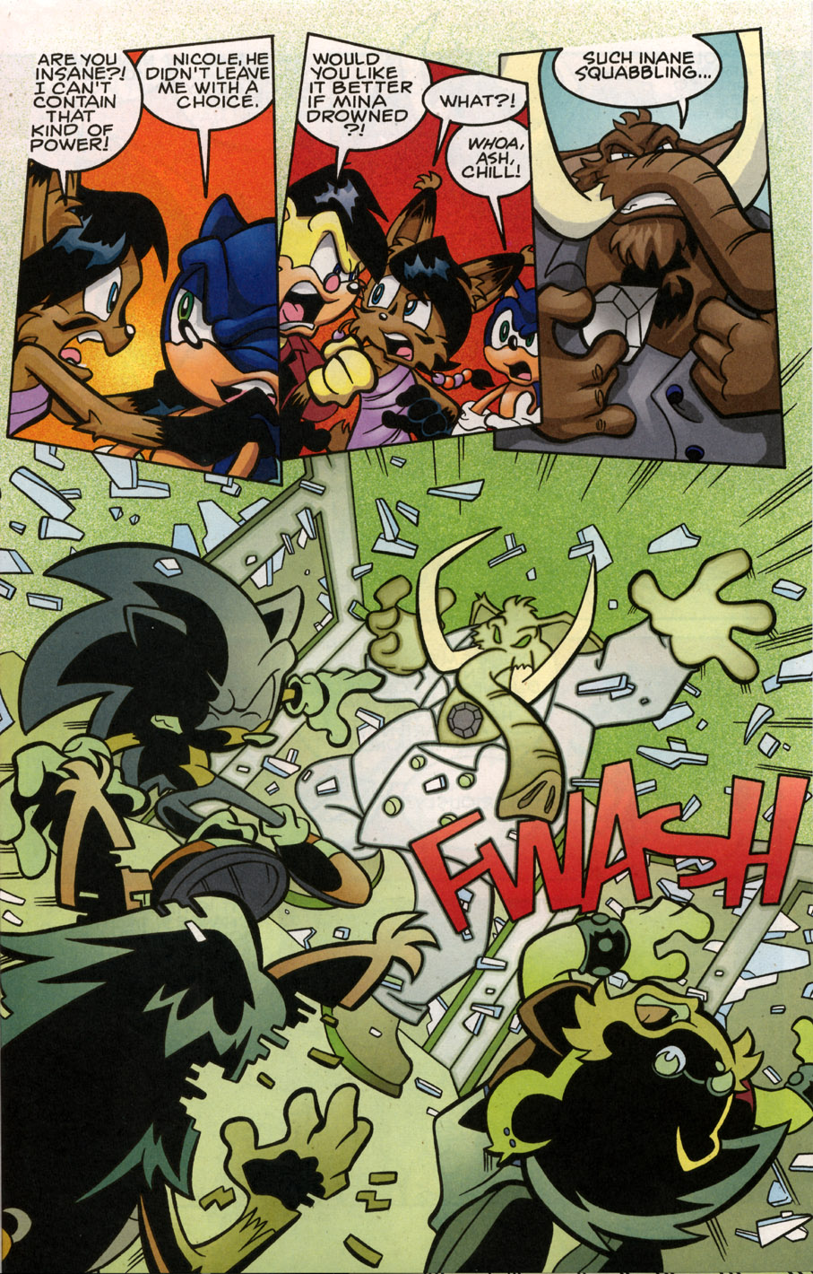 Sonic - Archie Adventure Series May 2008 Page 11