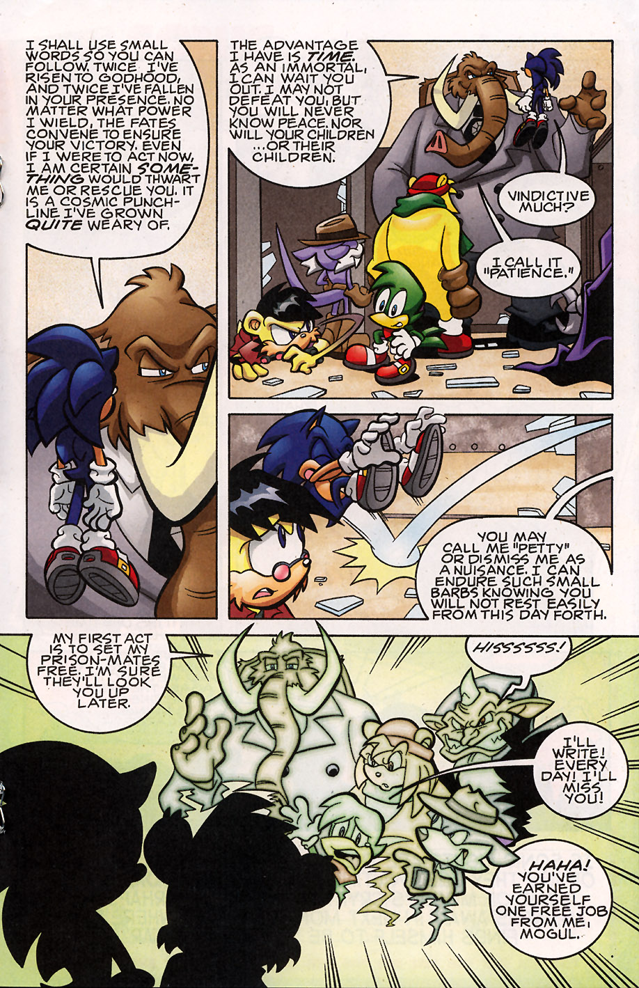 Sonic - Archie Adventure Series May 2008 Page 13