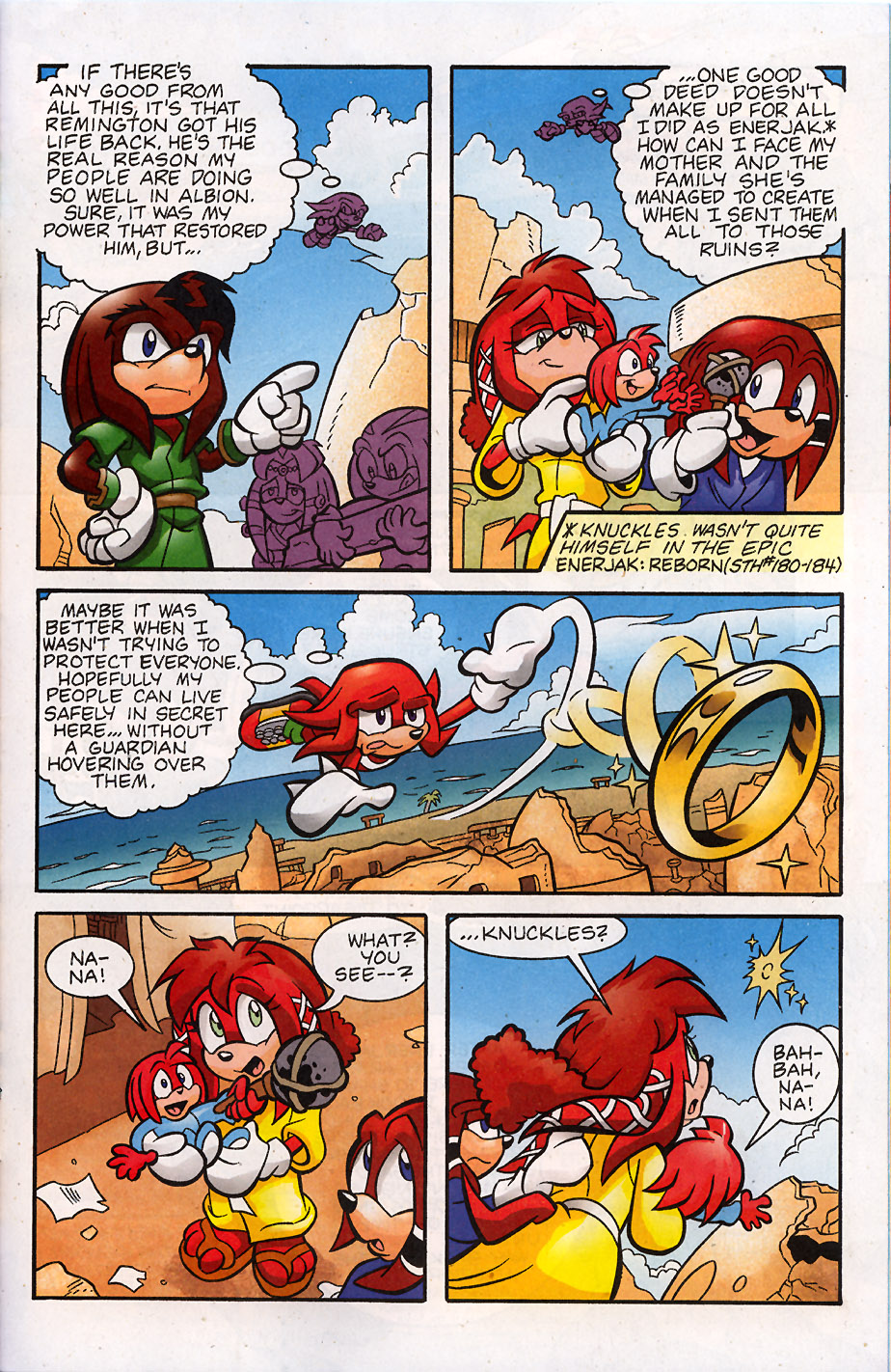 Sonic - Archie Adventure Series May 2008 Page 16