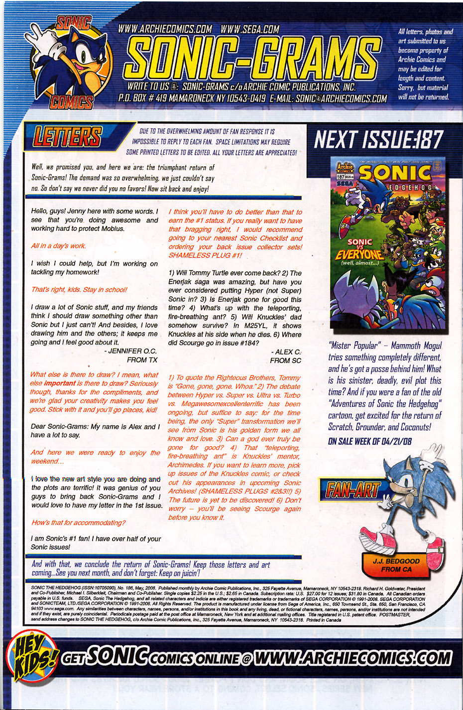 Sonic - Archie Adventure Series May 2008 Page 23