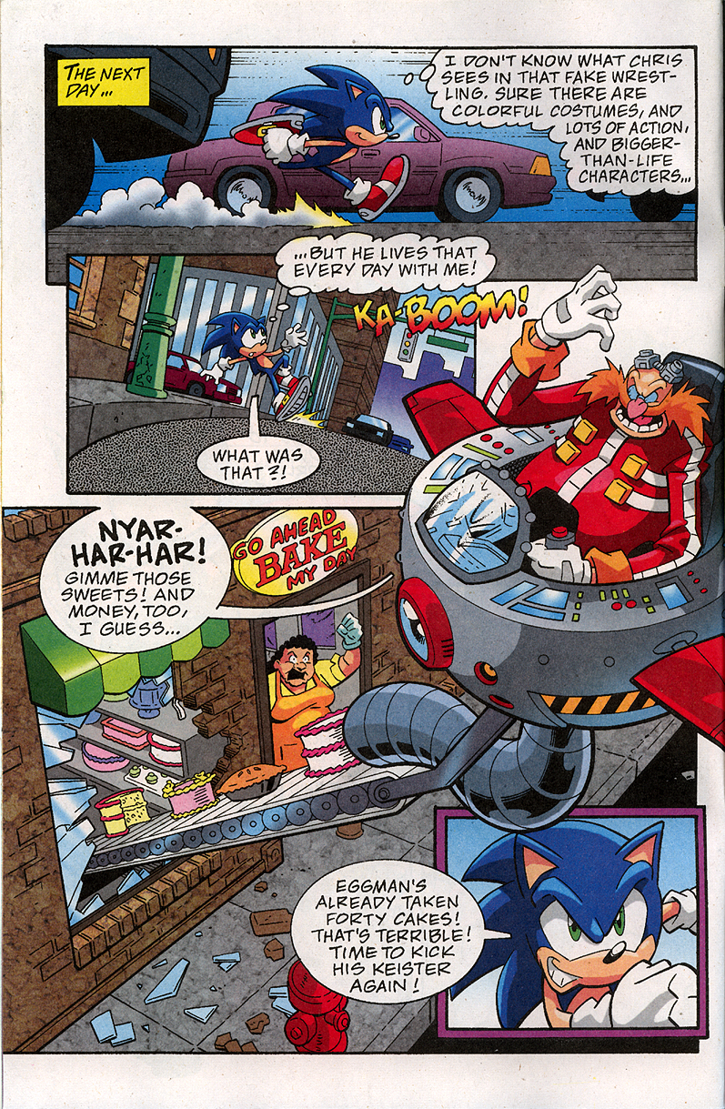 Sonic X - May 2008 Page 4