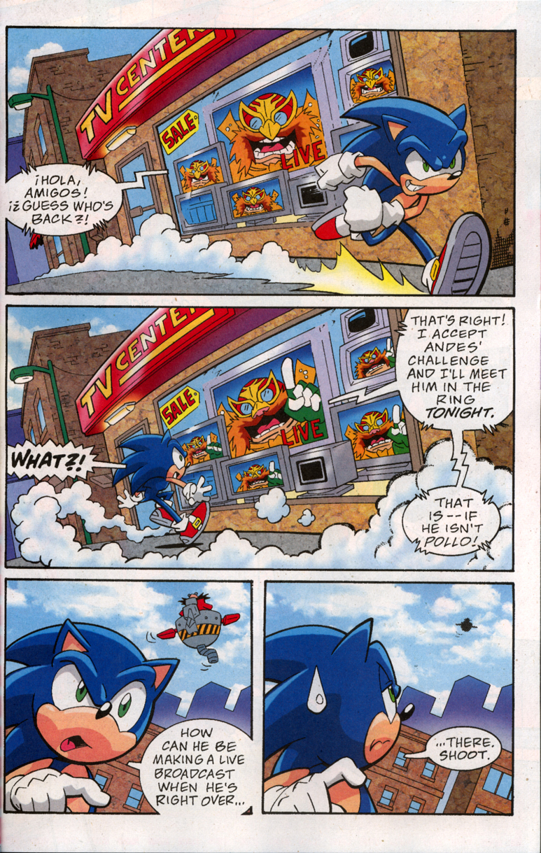 Sonic X - May 2008 Page 5