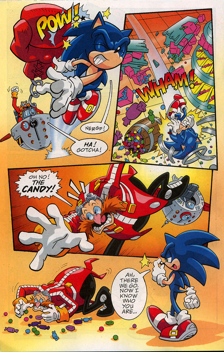 Sonic X - May 2008 Page 14